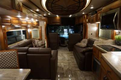 Addtional photo of 2016 NEWMAR LONDON AIRE 45'