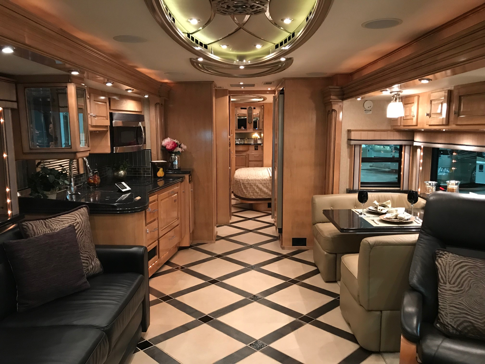 Interior photo of 2010 AFFINITY RUSSIAN RIVER