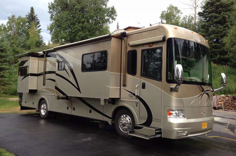 Exterior photo of 2007 INSPIRE SIENA 36'