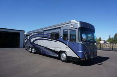 Addtional photo of 2007 FORETRAVEL NIMBUS 340