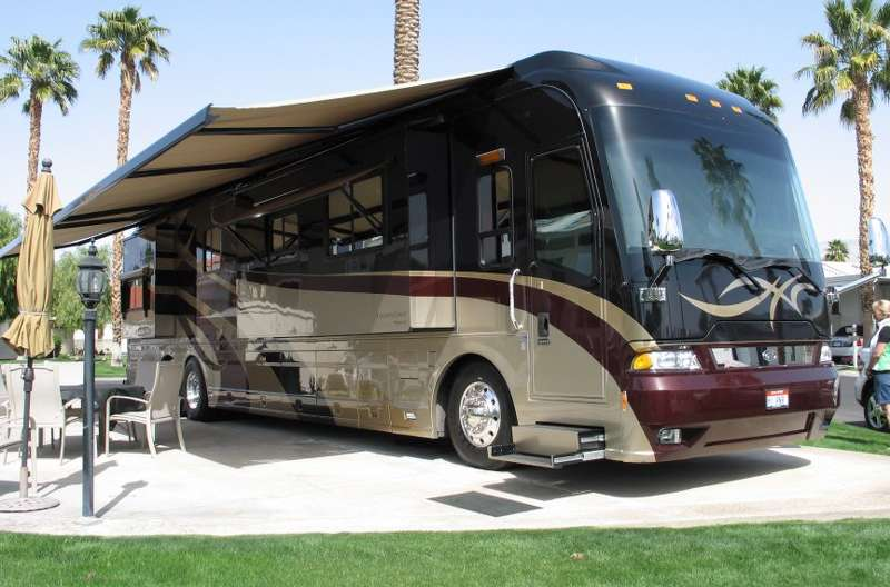 Exterior photo of 2008 MAGNA GALILEO