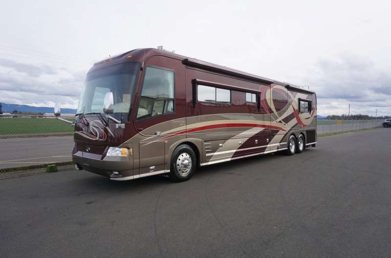 Exterior photo of 2007 INTRIGUE JUBILEE 45'