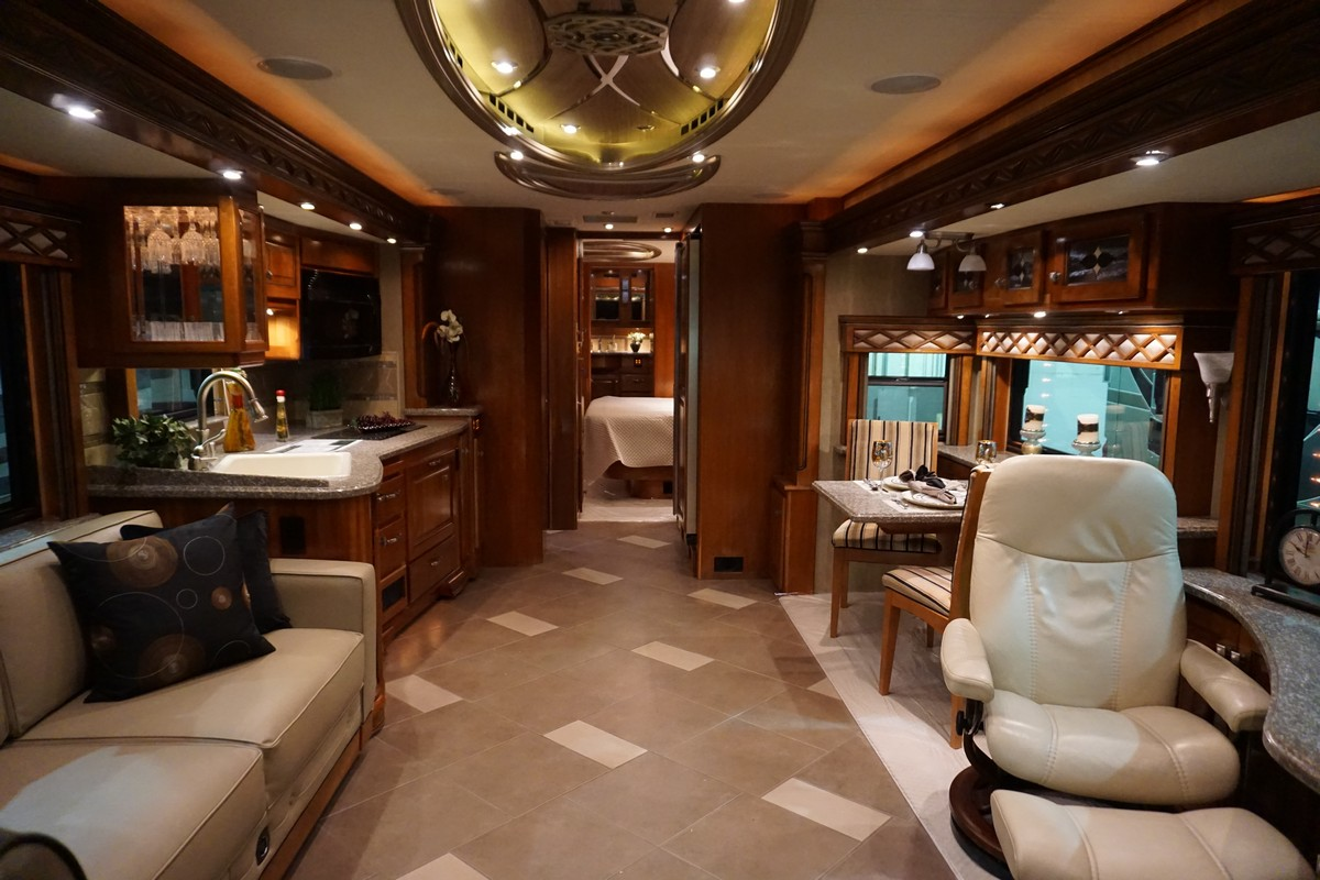 Interior photo of 2009 AFFINITY RUSSIAN RIVER