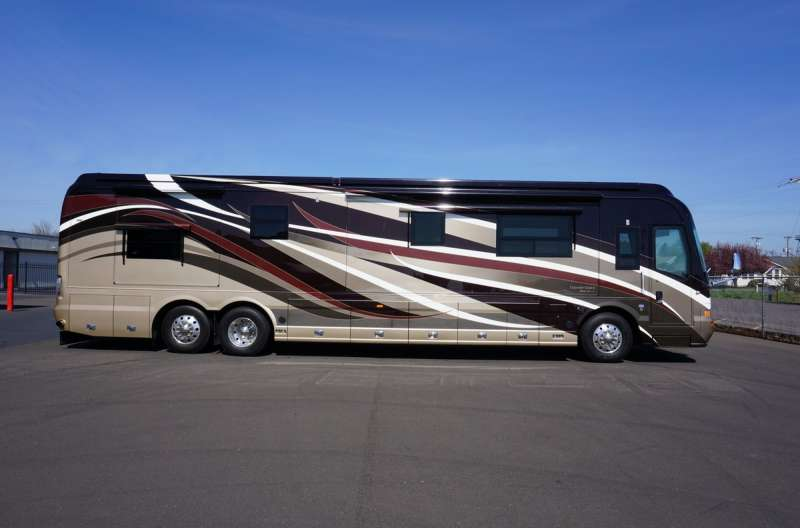 Exterior photo of 2007 AFFINITY STAGS LEAP 45'