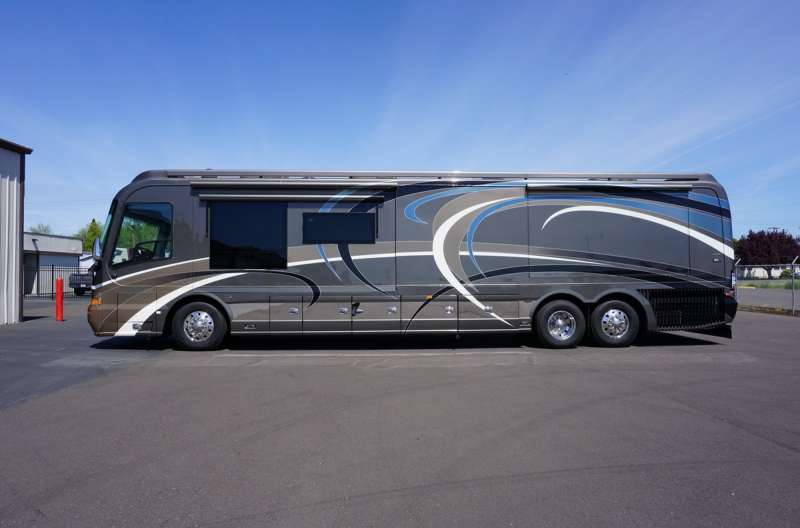 Exterior photo of 2007 AFFINITY ALEXANDER VALLEY 45'
