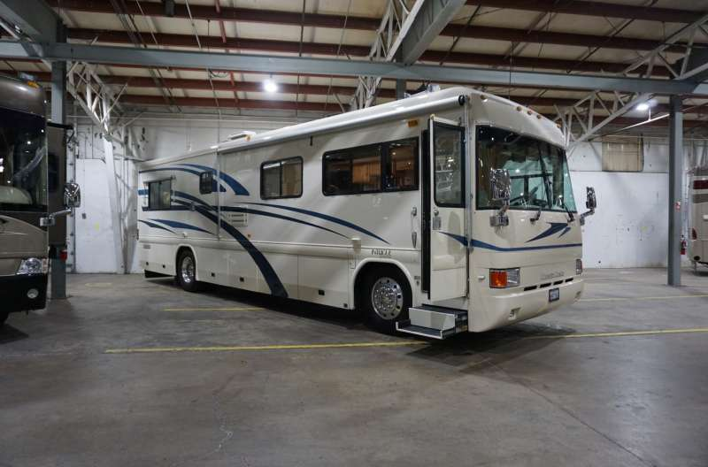Exterior photo of 2001 INTRIGUE GALLEYS OPEN 36'