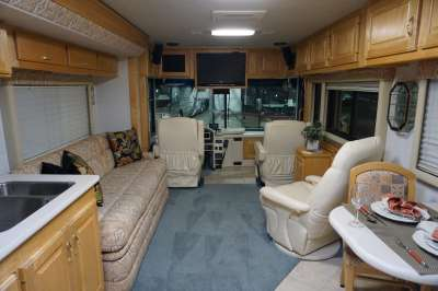 Addtional photo of 2001 INTRIGUE GALLEYS OPEN 36'