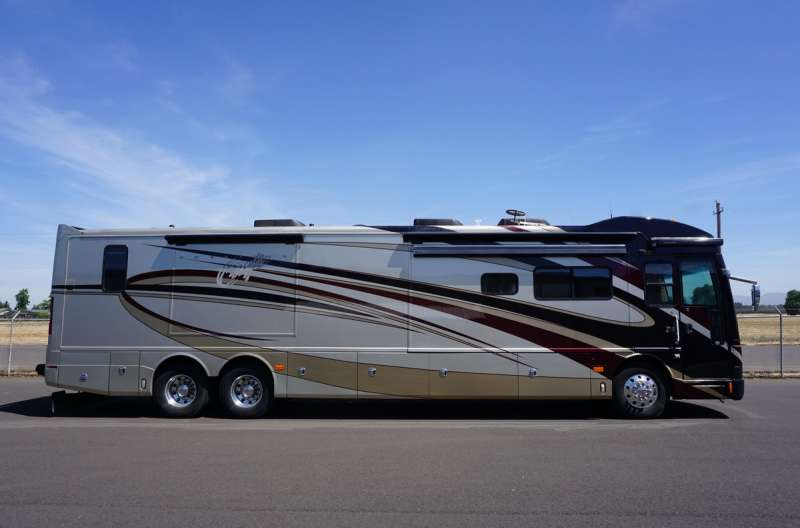 Exterior photo of 2007 AMERICAN EAGLE 42'